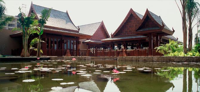 三亞亞龍灣紅樹林度假酒店人工湖