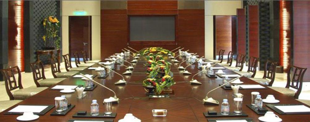 華為酒店公寓會議室