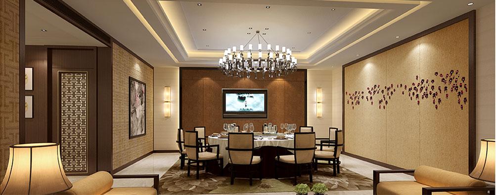華為酒店公寓粵式包房