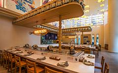 華為美食廣場日餐廳
